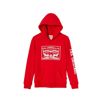 Levi's Kids - Horsweat - Sweat à capuche - rouge