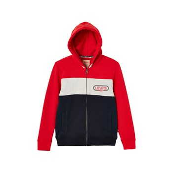 Levi's Kids - Blocker - Sweat à capuche - rouge