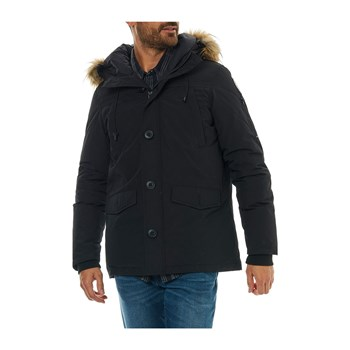 Best Mountain - Parka - schwarz