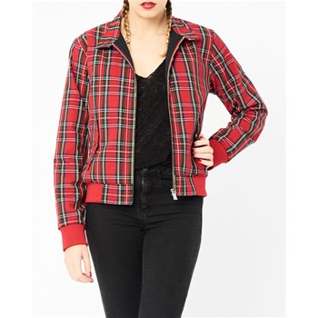 Harrington - Blouson - rouge