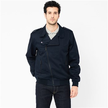 Harrington - Elvis - Blouson - bleu marine