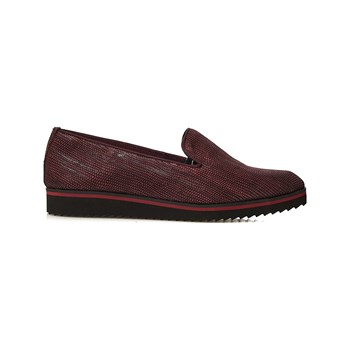 Elizabeth Stuart - Vulmy - Slippers in pelle - bordeaux