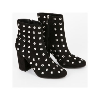 Morgan - Eve - Bottines clous - noir