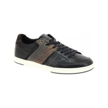 Levi's - Beyers low - Sneakers in pelle - nero