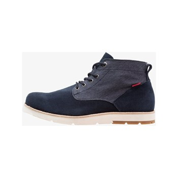 Levi's - Jax light chukka - Booties - blauw