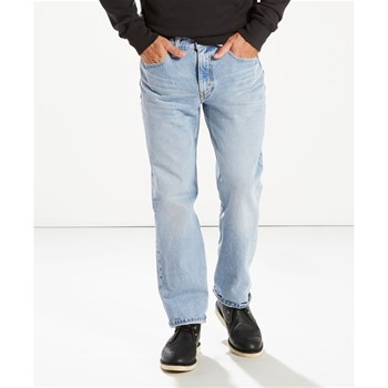 Levi's - 514 - Jean recto - denim azul