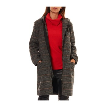 Best Mountain - Manteau 20% laine - gris