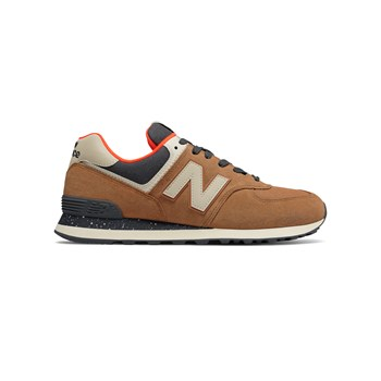 New Balance - ML574 D - Sneakers - marrone scuro