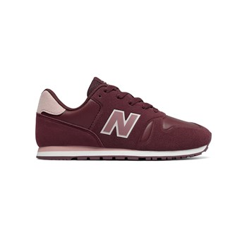 New Balance - KD373 M - Gympen - bordeaux