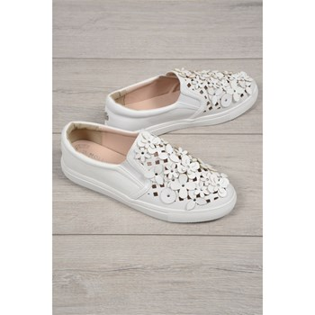 Molly Bracken - Scarpe slip-on - bianco