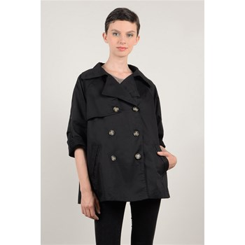 Molly Bracken - Manteau - noir