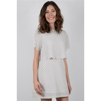Molly Bracken - Robe fluide - blanc