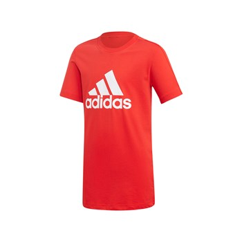 Adidas Performance - T-shirt manches courtes - rouge