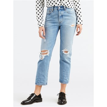 Levi's - 501 - Jeans dritto - blu jeans