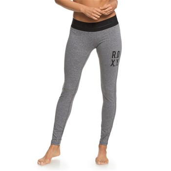 Roxy - Fields Of Gold - Legging - gris