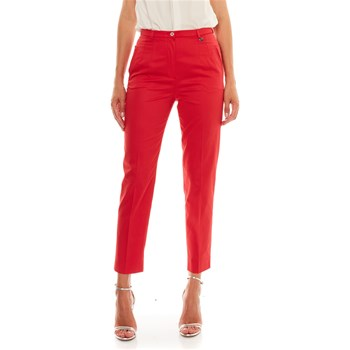 Bruno Saint Hilaire - Pantalon - rouge