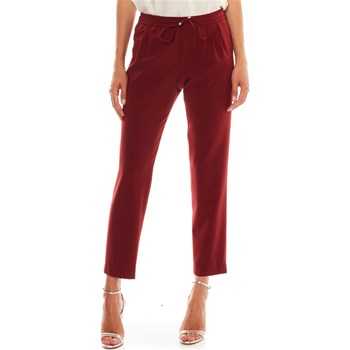 Bruno Saint Hilaire - Pantalon - bordeaux
