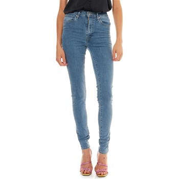 Levi's - Mile high - Jean skinny - denim azul