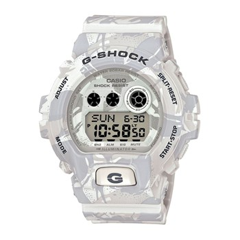 Casio - G-Shock - Montre digitale - blanc