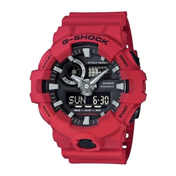 Casio - G-Shock - Reloj digital - rojo