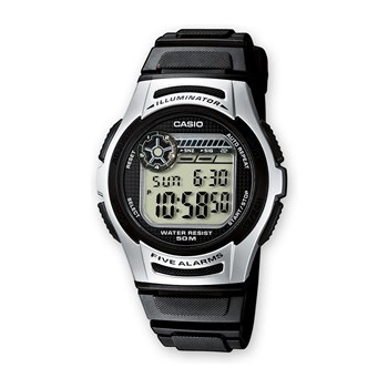 Casio - Sports - Montre digitale - noir