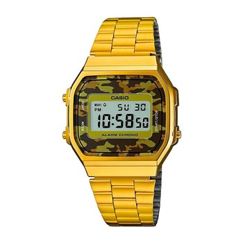 Casio - Retro Vintage - Montre digitale - doré