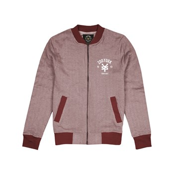 Zoo York - Bombers - bordeaux