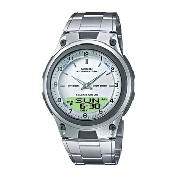 Casio - Collection - Montre mixte - argent