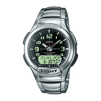 Casio - Collection - Montre en acier inoxydable - acier