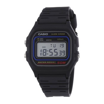 Casio - Retro Vintage - Montre digitale - noir