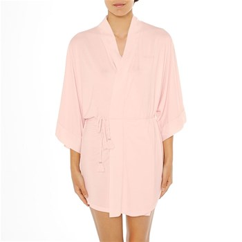 Kookai Lingerie - Good Night - Kimono - rose
