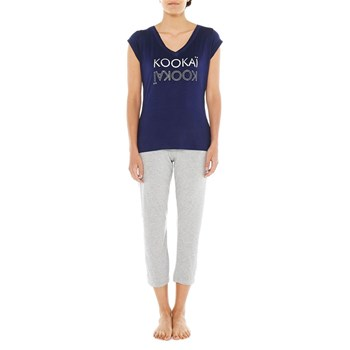 Kookai Lingerie - Sweat Dream - Pyjama - bleu