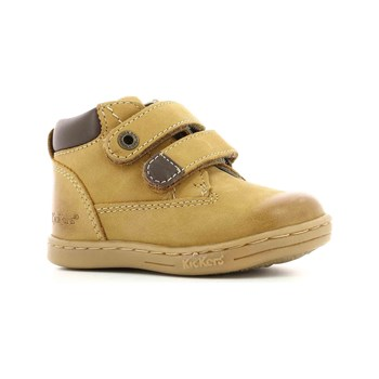 Kickers - Tackeasy - Bottillons en cuir - marron