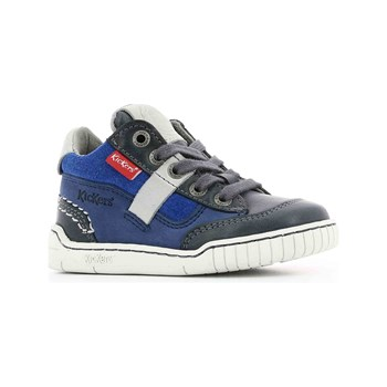 Kickers - Winbar - Sneakers - blu scuro