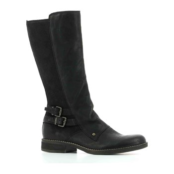 Kickers - Smacking - Bottes - zwart