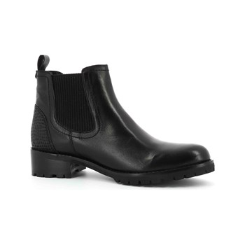 Kickers - Ester - Bottines en cuir - noir