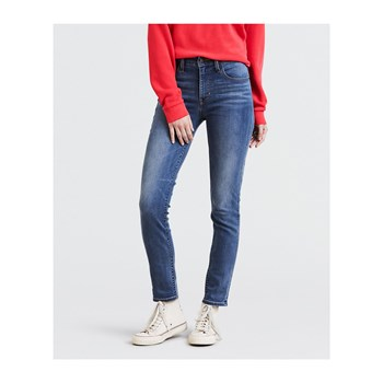 Levi's - 721 - High rise skinny jeans - Dust In The Wind