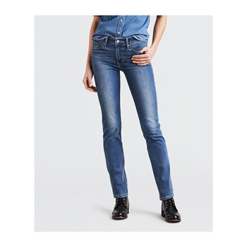 Levi's - 712 Slim Off The Record - Jeans mit Slimcut - jeansblau