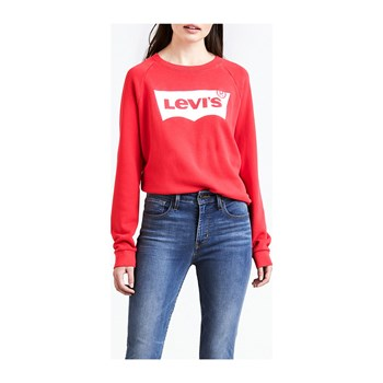 Levi's - Sweat-shirt - rouge