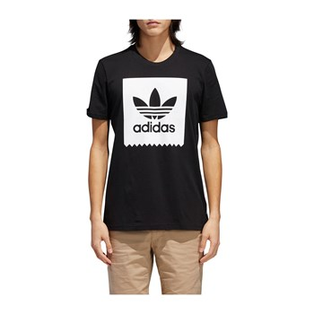 adidas Originals - BB Solid - Kurzärmeliges T-Shirt - weiß