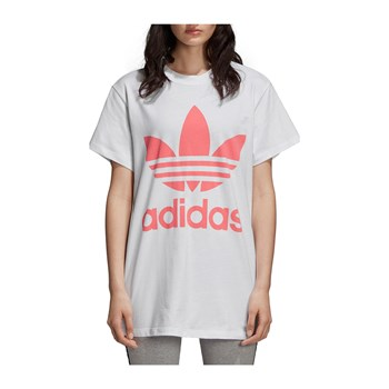 Adidas Originals - Big Trefoil - T-shirt manches courtes - blanc