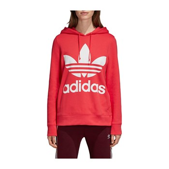 adidas Originals - Trefoil - Sweat à capuche - rouge