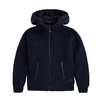 Pepe Jeans London - Leicester - Fleece - blau