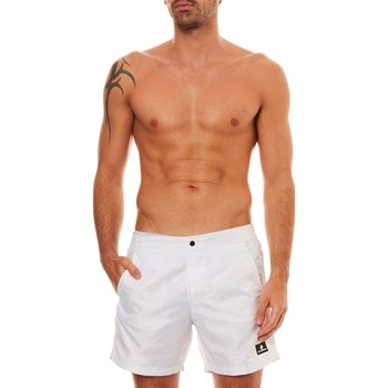 Karl Lagerfeld - Basic - Boardshort - blanco