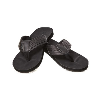 Jack & Jones - Bob leather - Sandalen - antraciet