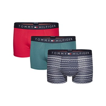 Tommy Hilfiger Underwear Men - Lot de 3 boxers - tricolore