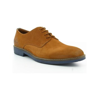 Kickers - Mattas - Leren derbies - camel