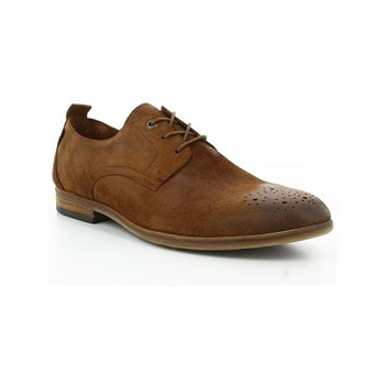 Kickers - Targa - Leren derbies - camel