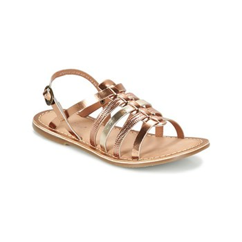 Kickers - Dixmillion - Sandali in pelle - bronzo