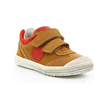Kickers - Iguaro - Sneakers in pelle - cammello